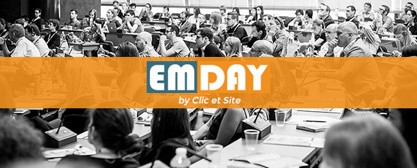 Formation data - Emday by Clic et Site